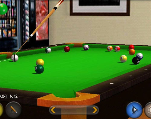 игра Pool Break Pro